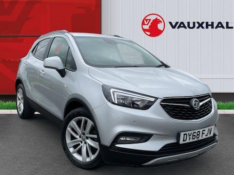Vauxhall Mokka X 1.4i Turbo Ecotec Active SUV 5dr Petrol (s/s) (140 Ps)   DY68FJV