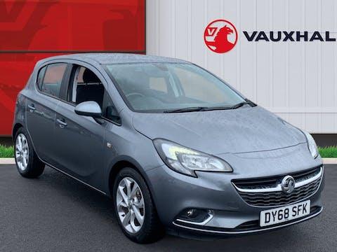 Vauxhall Corsa 1.4i Ecotec SRi Nav Hatchback 5dr Petrol (90 Ps) | DY68SFK