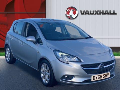 Vauxhall Corsa 1.4i Ecotec SRi Nav Hatchback 5dr Petrol Auto (90 Ps) | DY68SHV