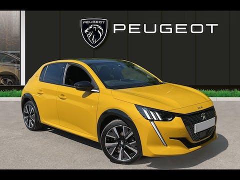 Peugeot 208 1.2 Puretech GT Line Hatchback 5dr Petrol Eat (s/s) (130 Ps) | DY69MDK