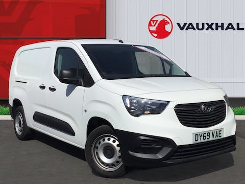 Vauxhall Combo 1.5 Turbo D 2300 Edition Panel Van 4dr Diesel Manual L2 H1 Eu6 (s/s) (100 Ps) | DY69VAE
