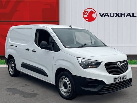 Vauxhall Combo 1.5 Turbo D 2300 Edition Panel Van 4dr Diesel Manual L2 H1 Eu6 (s/s) (100 Ps) | DY69VCO