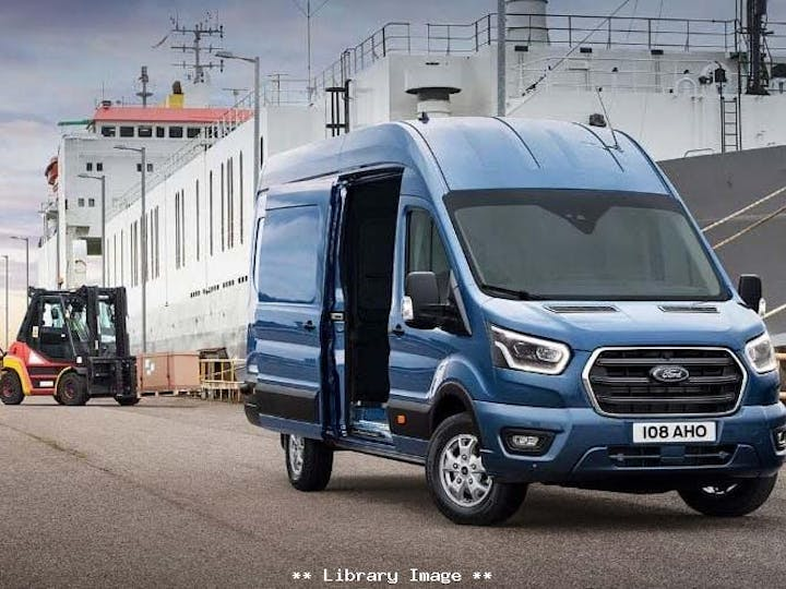 Ford Transit 2.0 350 Ecoblue Tipper 2dr Diesel Manual Rwd L2 H1 Eu6 (drw) (130 Ps) | EO69OZW | Photo 1