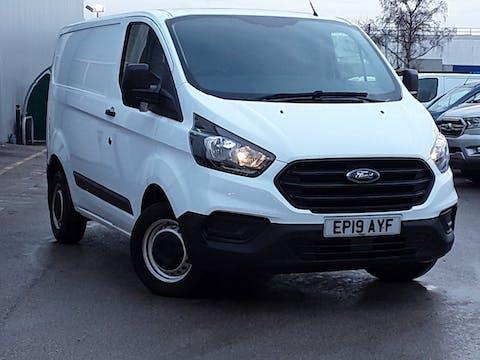 Ford Transit Custom 2.0 300 Ecoblue Panel Van 5dr Diesel Manual L1 H1 Eu6 (130 Ps) | EP19AYF
