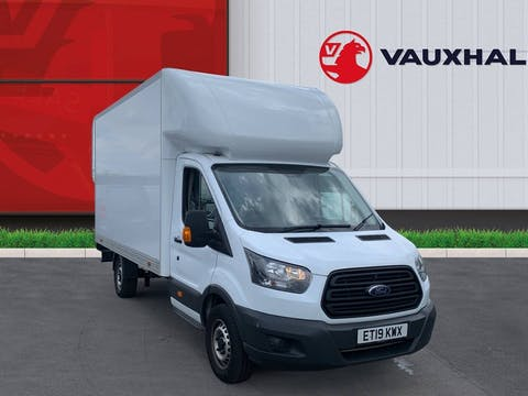 Ford Transit 2.0 350 Ecoblue Chassis Cab 2dr Diesel Manual Rwd L4 H1 Eu6 (130 Ps) | ET19KWX