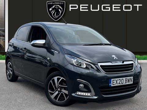 Peugeot 108 1.0 Collection Hatchback 5dr Petrol (s/s) (72 Ps) | EX20BWN