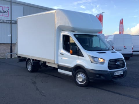 Ford Transit 2.0 350 Ecoblue Chassis Cab 2dr Diesel Manual Rwd L3 H1 Eu6 (s/s) (130 Ps) | EX69UVS