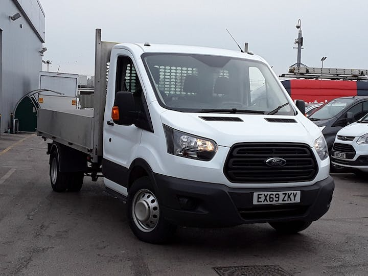 Ford Transit 2.0 350 Ecoblue Dropside 2dr Diesel Manual Rwd L3 H1 Eu6 (s/s) (130 Ps) | EX69ZKY | Photo 1