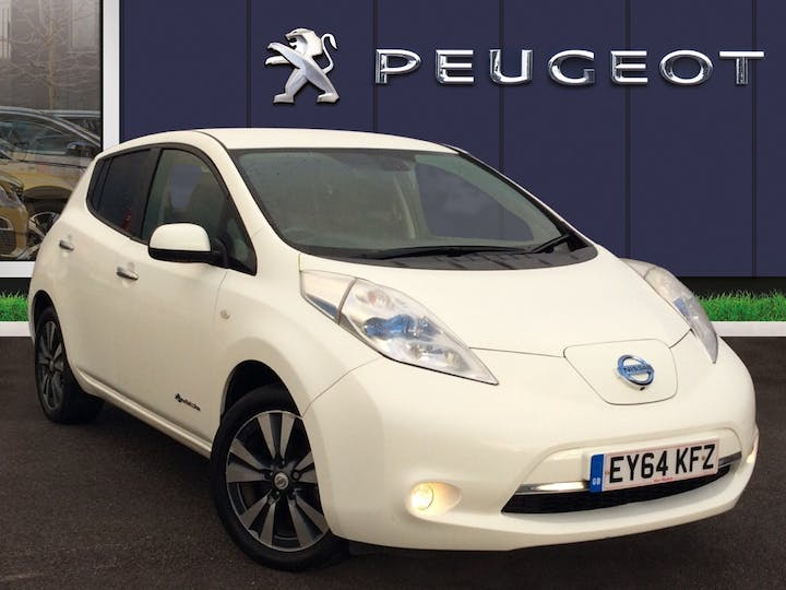 Nissan Leaf (24kwh) Tekna Hatchback 5dr Electric Automatic (0 G/km, 107 Bhp) | EY64KFZ | Photo 1
