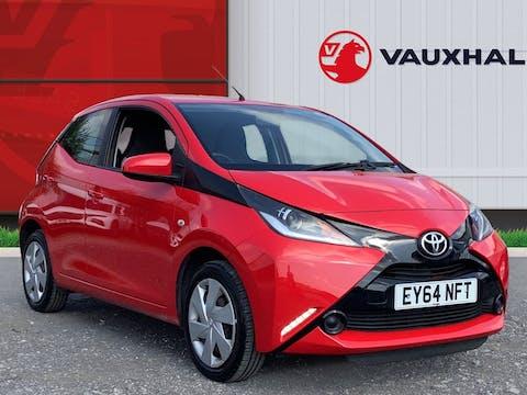 Toyota Aygo 1.0 VVT I X Play Hatchback 5dr Petrol Eu5 (68 Ps) | EY64NFT