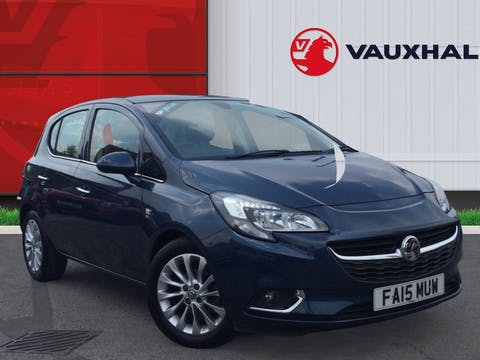 Vauxhall Corsa 1.4i SE Hatchback 5dr Petrol Auto (90 Ps) | FA15MUW