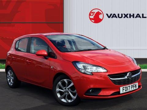 Vauxhall Corsa 1.3 CDTi Ecoflex Energy Hatchback 5dr Diesel (s/s) (a/c) (75 Ps) | FD17PFN