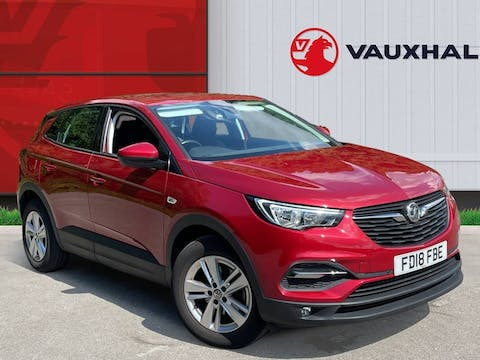 Vauxhall Grandland X 1.6 Turbo D Blueinjection SE SUV 5dr Diesel Manual (s/s) (120 Ps)   FD18FBE