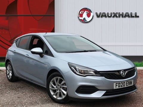 Vauxhall Astra 1.5 Turbo D Business Edition Nav Hatchback 5dr Diesel Manual (s/s) (122 Ps) | FD20ENW