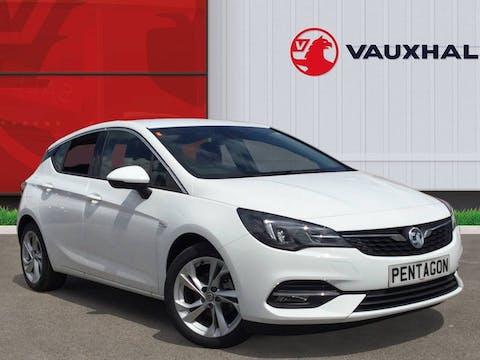 Vauxhall Astra 1.2 Turbo SRi Hatchback 5dr Petrol Manual (s/s) (145 Ps) | FD21YHH