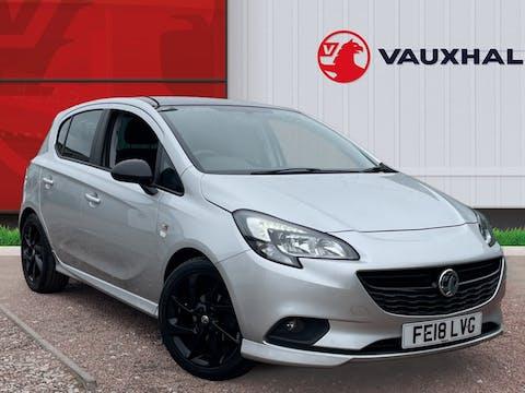 Vauxhall Corsa 1.4i Ecoflex Limited Edition Hatchback 5dr Petrol (90 Ps) | FE18LVG