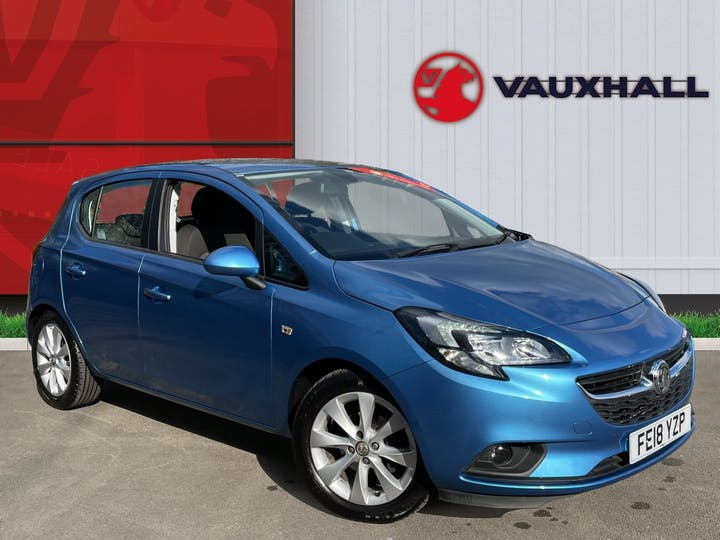 Vauxhall Corsa 1.4i Ecotec Energy Hatchback 5dr Petrol Easytronic (s/s) (a/c) (90 Ps) | FE18YZP | Photo 1