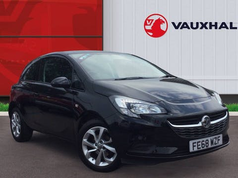 Vauxhall Corsa 1.4i Ecotec Sport Hatchback 3dr Petrol (75 Ps) | FE68WZF