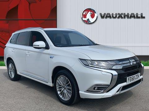 Mitsubishi Outlander 2.4 PHEV 4h 5dr Auto | FE68ZDK