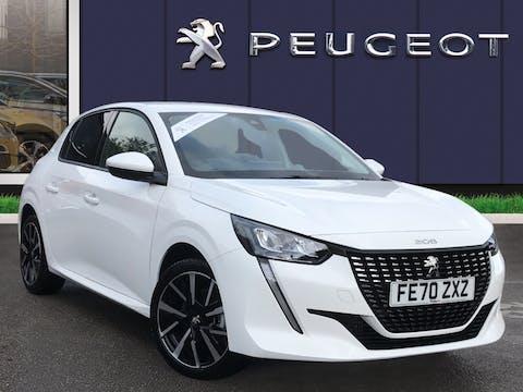 Peugeot 208 1.2 Puretech Allure Premium Hatchback 5dr Petrol Eat (s/s) (100 Ps) | FE70ZXZ