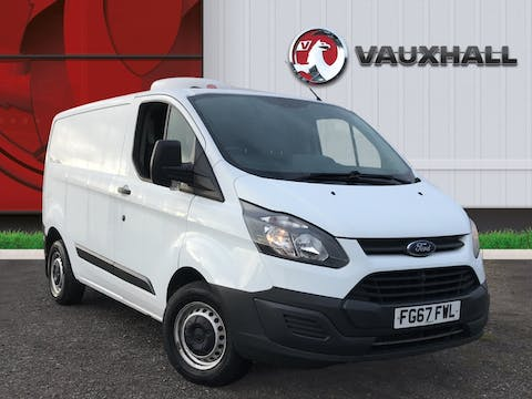 Ford Transit Custom 290 2.0 TDCi 105PS L1 Fridge Van | FG67FWL