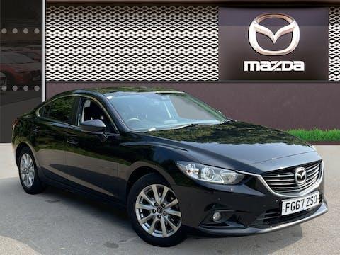 Mazda Mazda6 2.0 Skyactiv G SE L Nav Saloon 4dr Petrol (s/s) (145 Ps)   FG67ZSO