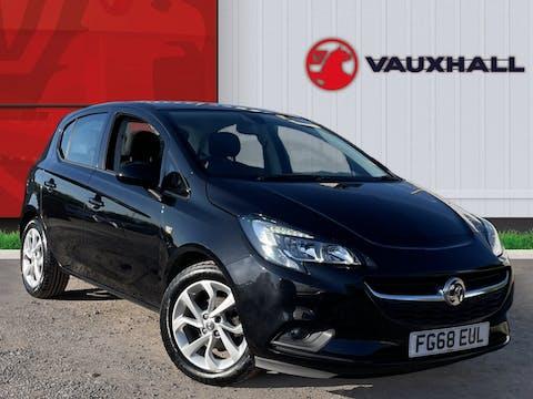Vauxhall Corsa 1.4i Ecotec Energy Hatchback 5dr Petrol (90 Ps)   FG68EUL