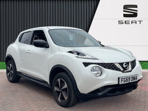 Nissan Juke 1.5 DCi Bose Personal Edition SUV 5dr Diesel (s/s) (110 Ps) | FG69DWA