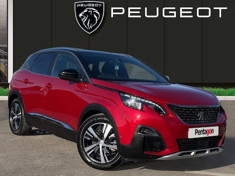 Peugeot 3008 1.6 13.2kwh GT Line SUV 5dr Petrol Plug In Hybrid E Eat 4wd (s/s) (300 Ps)   FG70XCF