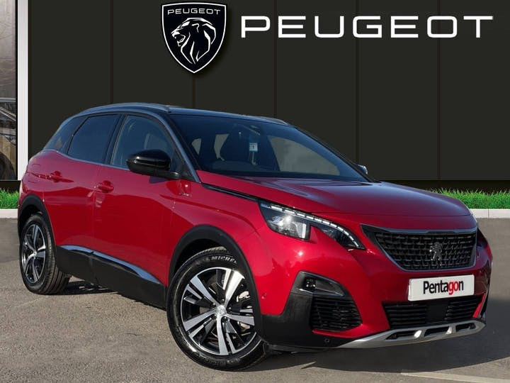 Peugeot 3008 1.6 13.2kwh GT Line SUV 5dr Petrol Plug In Hybrid E Eat 4wd (s/s) (300 Ps) | FG70XCF | Photo 1