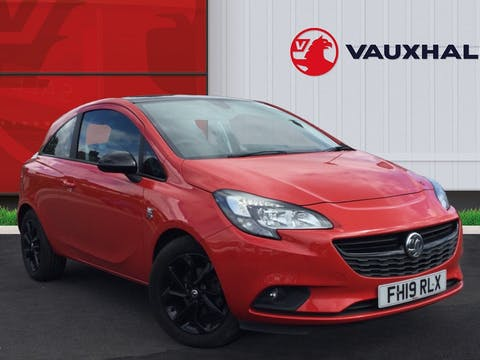 Vauxhall Corsa 1.4i Ecotec Griffin Hatchback 3dr Petrol (75 Ps) | FH19RLX