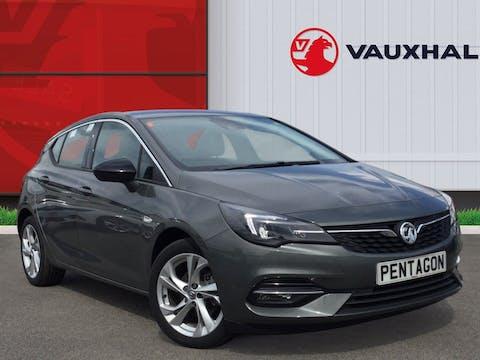 Vauxhall Astra 1.2 Turbo SRi Hatchback 5dr Petrol Manual (s/s) (145 Ps) | FH21DFJ