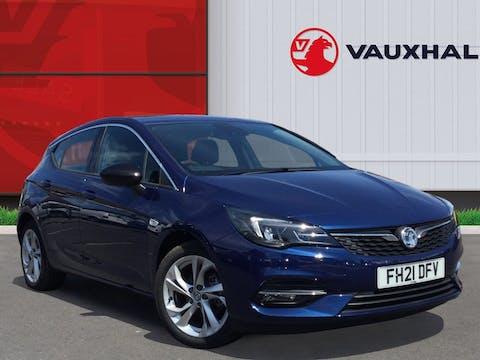 Vauxhall Astra 1.2 Turbo SRi Hatchback 5dr Petrol Manual (s/s) (145 Ps) | FH21DFV