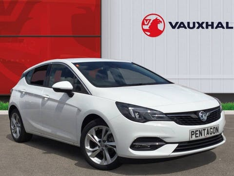 Vauxhall Astra 1.2 Turbo SRi Hatchback 5dr Petrol Manual (s/s) (145 Ps) | FH21DFX