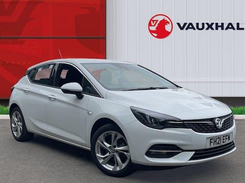 Vauxhall Astra 1.2 Turbo SRi Hatchback 5dr Petrol Manual (s/s) (145 Ps) | FH21EFM