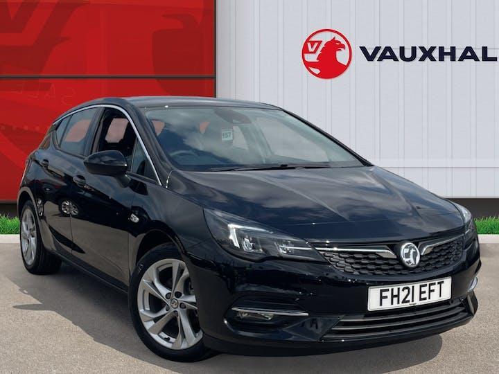 Vauxhall Astra 1.2 Turbo SRi Hatchback 5dr Petrol Manual (s/s) (145 Ps) | FH21EFT | Photo 1