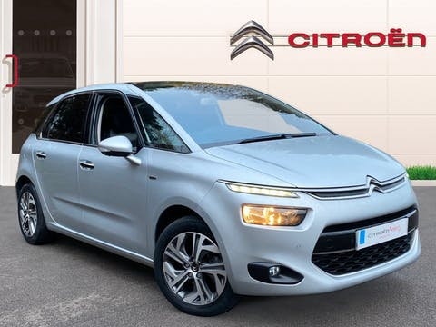 Citroen C4 Picasso 1.6 Bluehdi Exclusive Plus 5dr Eat6 Auto | FH65WVO