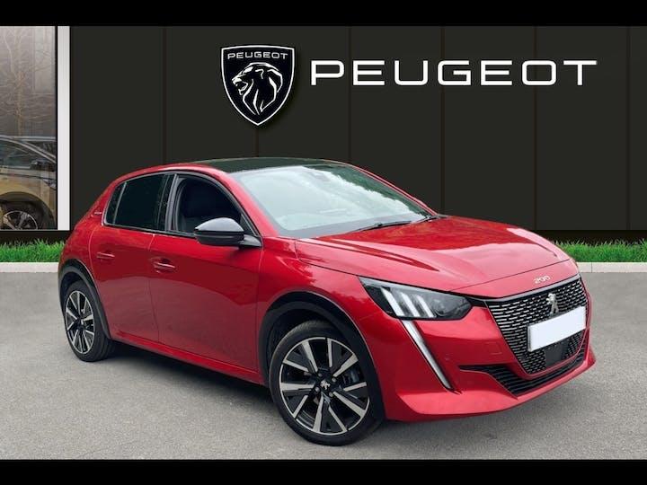 Peugeot 208 1.2 Puretech GT Line Hatchback 5dr Petrol Eat (s/s) (100 Ps) | FH69VGA | Photo 1