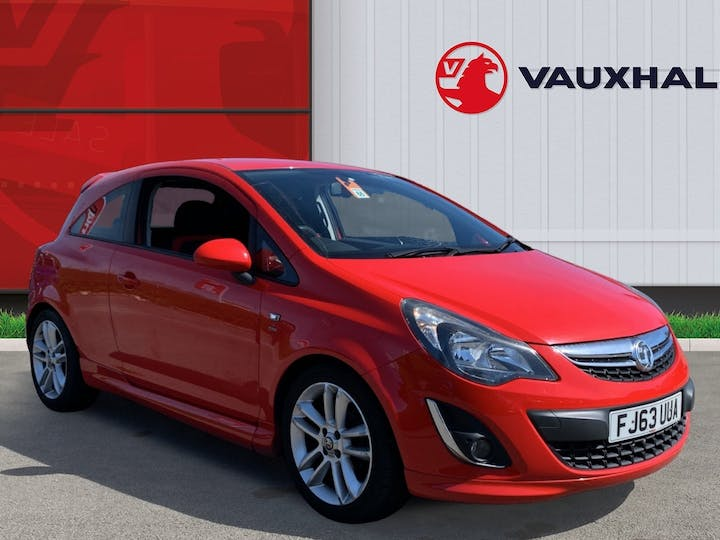 Vauxhall Corsa 1.4 I 16V SRi Hatchback 3dr Petrol Manual (a/c) (129 G/km, 99 Bhp) | FJ63UUA | Photo 1