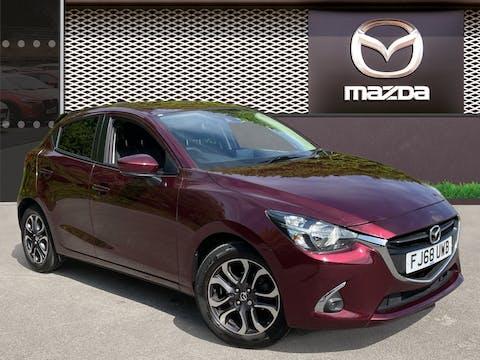 Mazda Mazda2 1.5 Skyactiv G Sport Nav Plus Hatchback 5dr Petrol (s/s) (90 Ps) | FJ68UWB