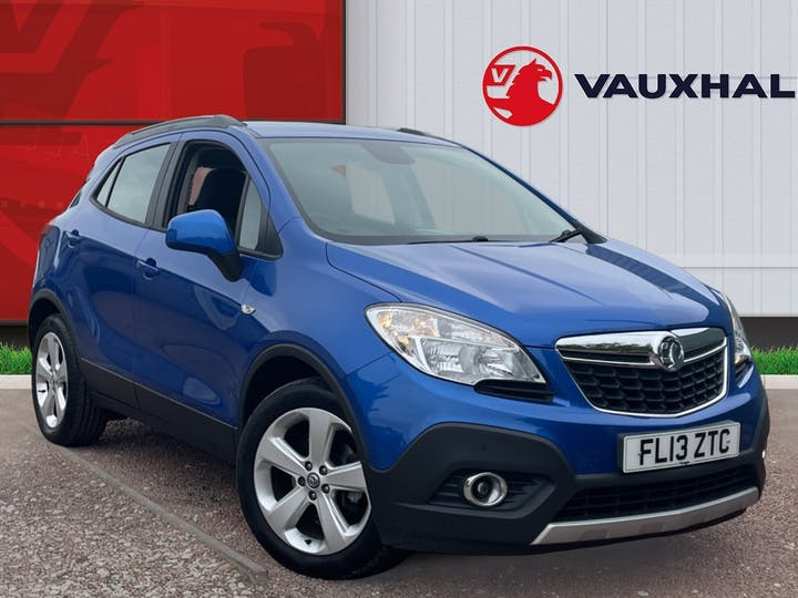 Vauxhall Mokka 1.4 16V Turbo Exclusiv Hatchback 5dr Petrol Manual 4x4 (s/s) (149 G/km, 138 Bhp)   FL13ZTC   Photo 1
