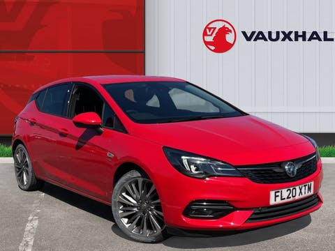 Vauxhall Astra 1.5 Turbo D SRi Vx Line Nav Hatchback 5dr Diesel Manual (s/s) (122 Ps) | FL20XTM