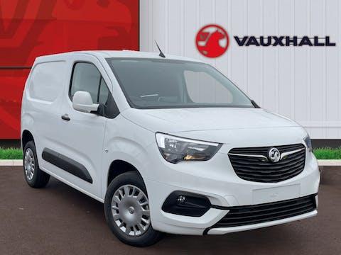 Vauxhall Combo L1 Diesel Combo Cargo L1h1 Sportive 1.5 Turbo D 100PS 2300kg | FL21XCJ