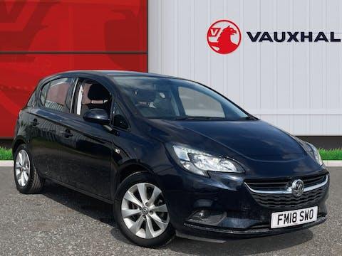 Vauxhall Corsa 1.4i Ecotec Energy Hatchback 5dr Petrol (90 Ps) | FM18SWO