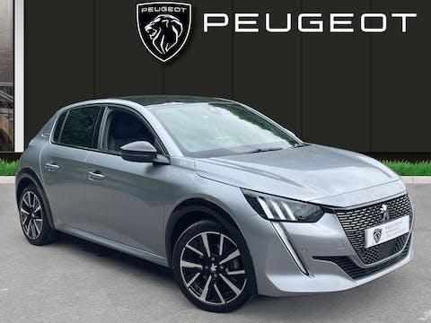 Peugeot 208 1.2 Puretech GT Line Hatchback 5dr Petrol Eat (s/s) (130 Ps) | FM69DLJ