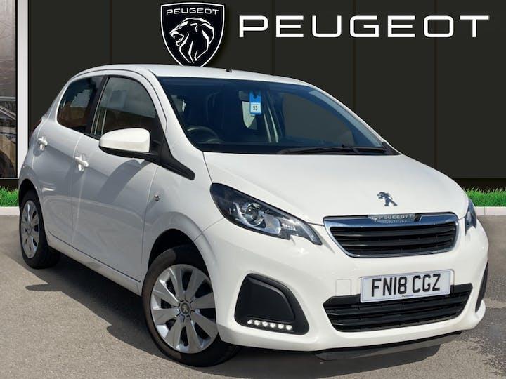 Peugeot 108 1.0 Active Hatchback 5dr Petrol (68 Ps) | FN18CGZ | Photo 1