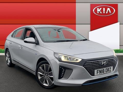 Hyundai Ioniq 1.6 Gdi Hybrid Premium SE 5dr Dct Auto   FN18ORZ