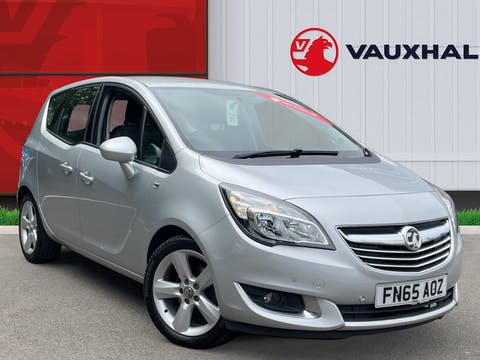 Vauxhall Meriva 1.4 I 16V Tech Line Mpv 5dr Petrol Manual (140 G/km, 99 Bhp) | FN65AOZ