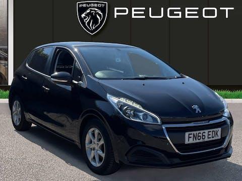 Peugeot 208 1.6 Bluehdi Active Hatchback 5dr Diesel (75 Ps) | FN66EDK