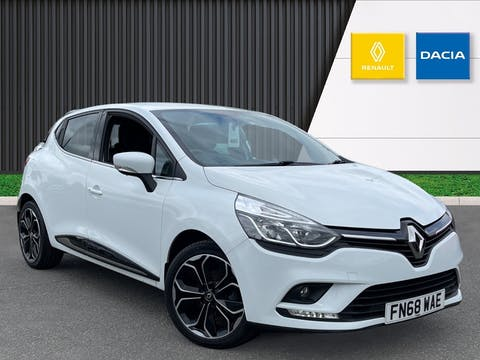 Renault Clio 0.9 Tce Iconic Hatchback 5dr Petrol (s/s) (90 Ps) | FN68WAE